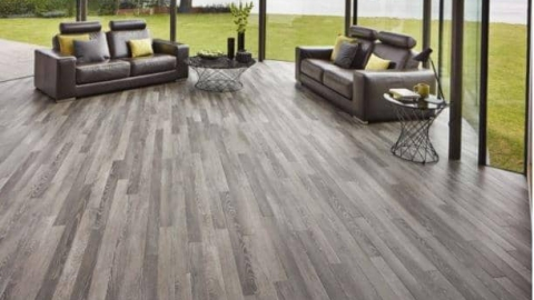 Karndean Da Vinci - Limed Silk Oak