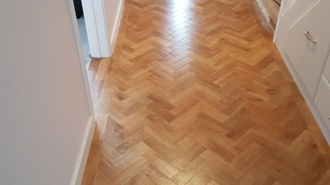 Karndean - Art Select Blond Oak Parquet