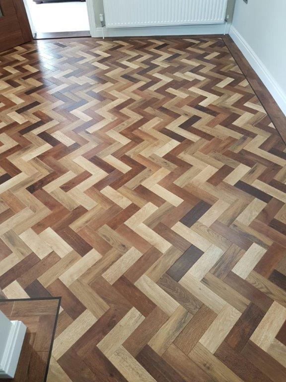 Karndean flooring evesham bedrooms full size of parquet for Art select parquet
