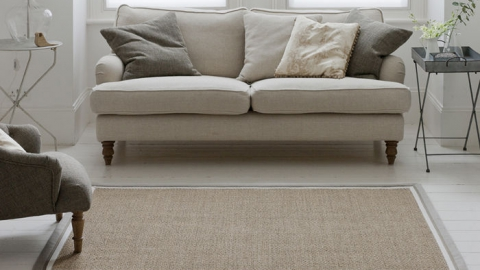 Alternative Flooring Sisal Malay Chen Rug
